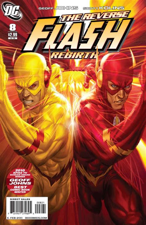 coverlet wiki the flash 8 reverse flash rebirth issue