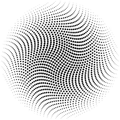 halftone pattern web vector halftone dots stock vector illustration of circle