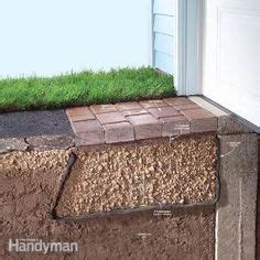 how to fix a sinking front paver driveway i like the different shades of grey not