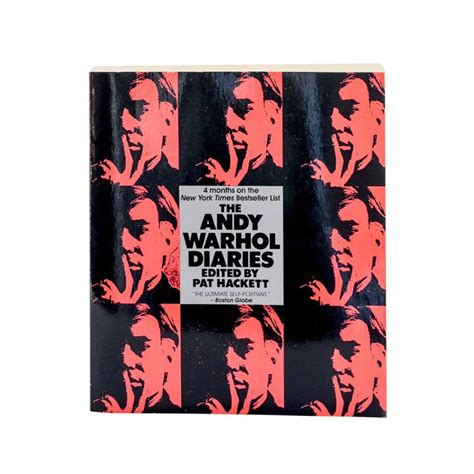 libro the andy warhol diaries 1647 best images about products on ceramics classic candles and lucca