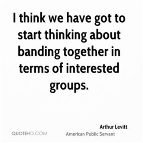 Ive Got To Start Betty by Arthur Levitt Quotes Quotesgram