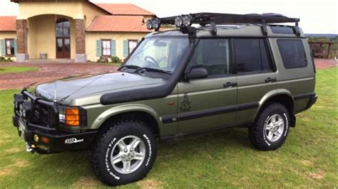 modified range rover land rover discovery 2 modified image 16