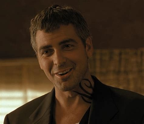 george clooney from dusk till dawn tattoo george clooney from dusk till h o r r o r h e r o