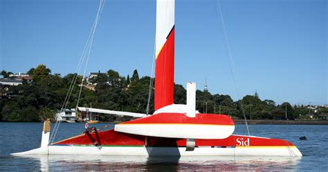 trimaran project trimaran projects and multihull news gary baigent s