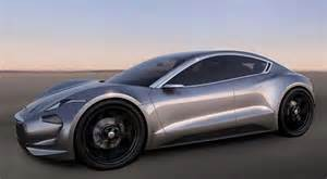 Electric Car Fisker Emotion Electric Car Revealed