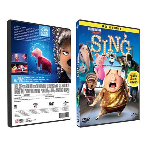 Dvd Sing sing special bonus edition dvd poh
