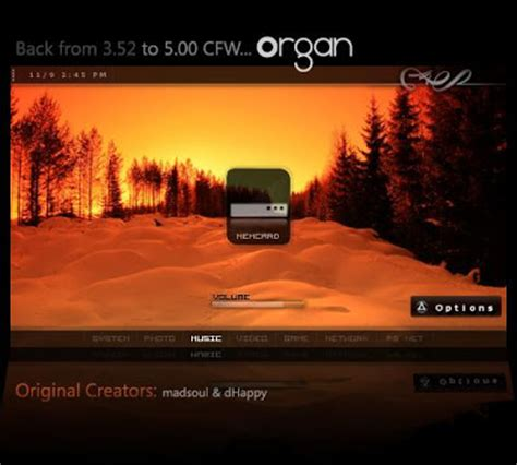 theme psp original psp theme organ for 5 00 ctf free psp themes downloads