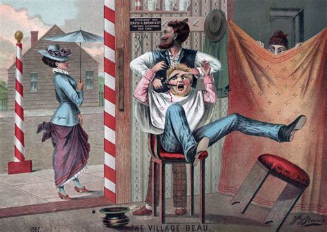 Cyling Vintage Humour Poster Free Stock Photo Public Domain Pictures Barber Shop Humour Illustration Free Stock Photo Public