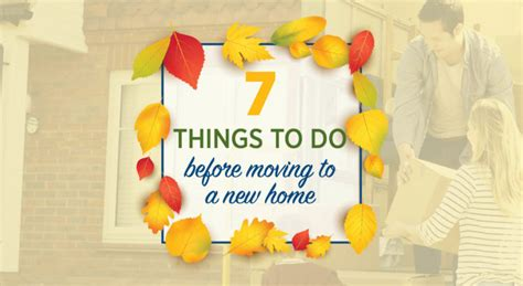 things to buy when you move into a new house 7 things to do before you move into a new home waterstone mortgage blog