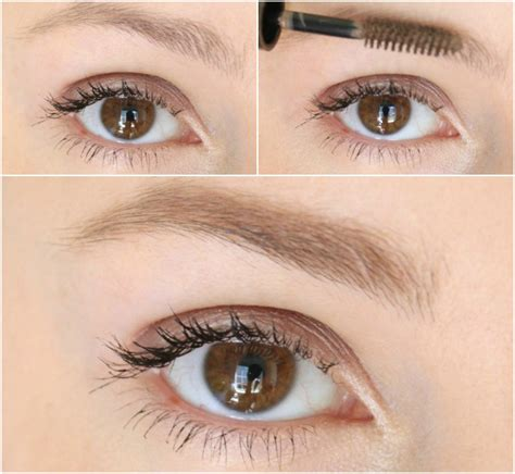Mac Eyebrow Mascara save time in the am with memebox i m eyebrow mascara