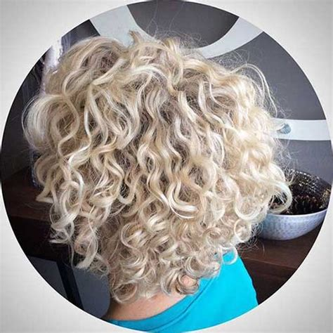 shaggy short bob with perm curly bob hairstyles for stylish ladies bob hairstyles