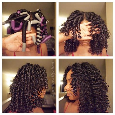 how to roll hair with jumbo flexi rods awesome how to roll flexi rods on natural hair hair