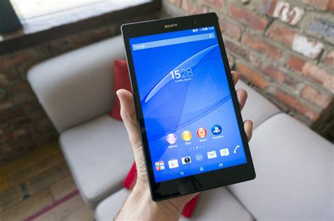 Tablet Sony Z3 sony xperia z3 tablet compact review review pc advisor