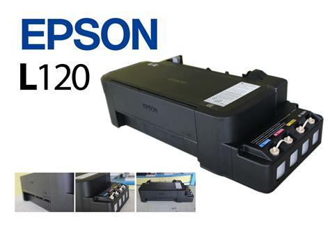 cara menambahkan pilihan media cetak di printer epson l120 joherujo