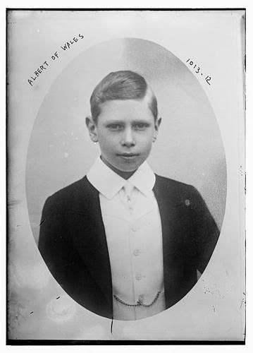Prince Albert of Wales (George VI) 1895-1952 King of The