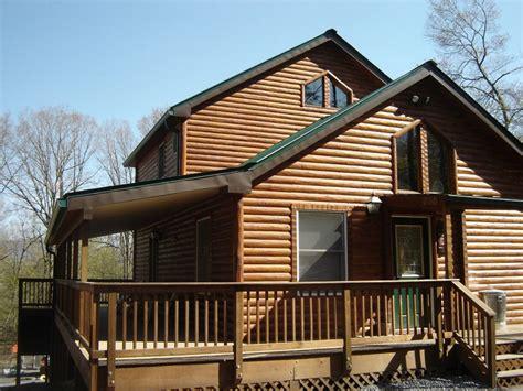 new 4 br 3 level log cabin lodge luray vrbo