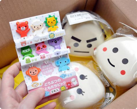 Japanese Stuffs memi the rainbow japanese food