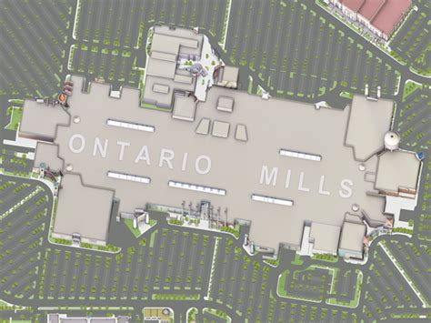 ontario mills map interactive 3d mapping technology explore the city of