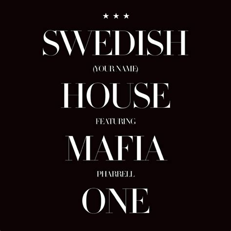 swedish house mafia one your name pharrell williams swedish house mafia mp3 buy full tracklist