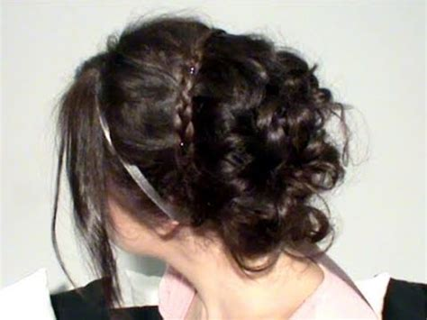 gossip girl hairstyles youtube peinado fiesta inspirado en serena gossip girl party