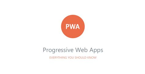 Progressive Logo Png Www Pixshark Com Images Galleries With A Bite Progressive Web App Template