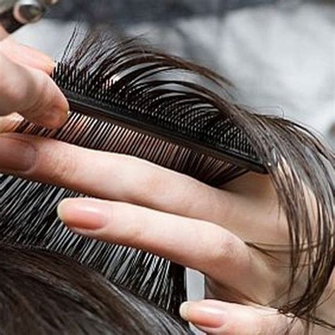 how to cut your own hair upside down pinterest the world s catalog of ideas