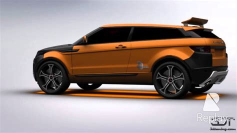 range rover modified best ever modified range rover evoque youtube