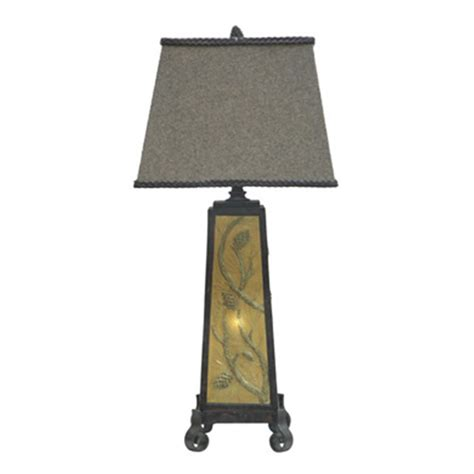 Crestview Collection Table L by Autumn S Light Table L From Crestview Collection 233363 Lighting At Sportsman S Guide