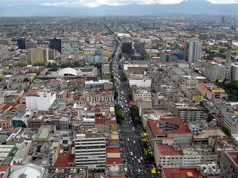 imagenes urbanas gratis view from top of the torre latinoamericana latin american