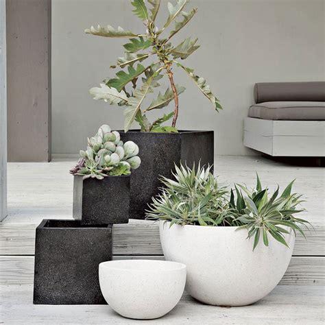 vasi giardino design 40 vasi da giardino e da esterno moderni ed originali