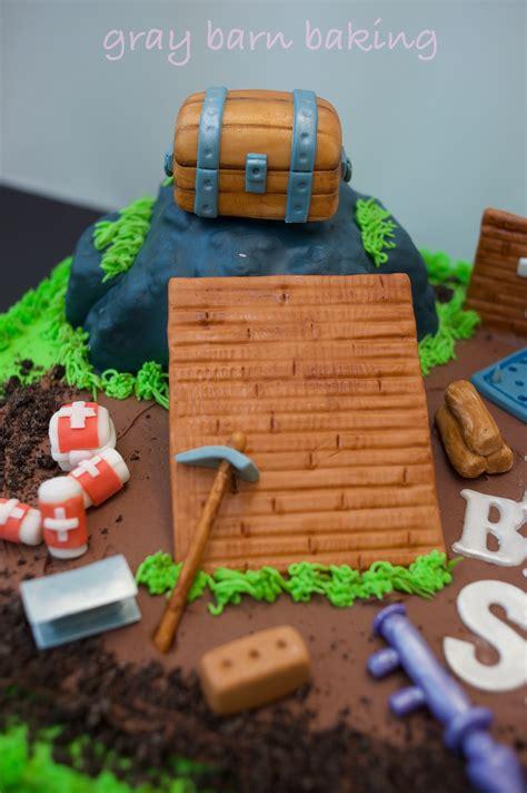 Fortnite Kuchen