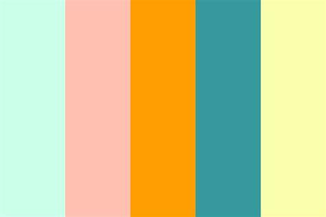 vintage color vintage 1 color palette