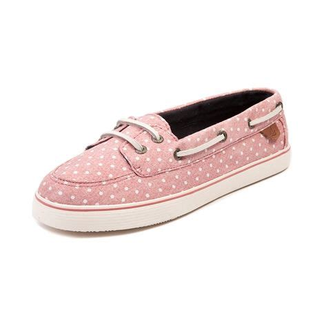shop for womens sperry top sider malibu boat shoe in pink