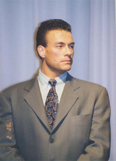 jean claude van damme   press conference  japan