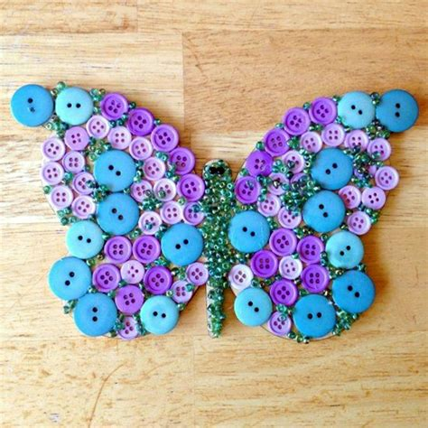 button crafts for 40 cool button craft projects for 2016 bored