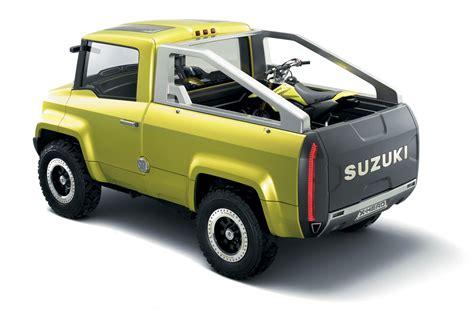 Suzuki X 2007 Suzuki X Concepts