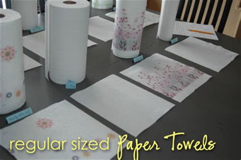 What Makes A Paper Towel Absorbent - how to find the best deals on paper towels happy money saver