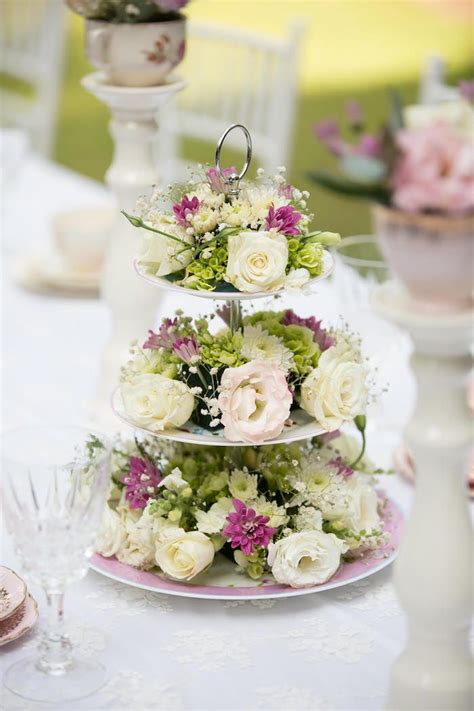 tea table decorations best 25 tea centerpieces ideas on