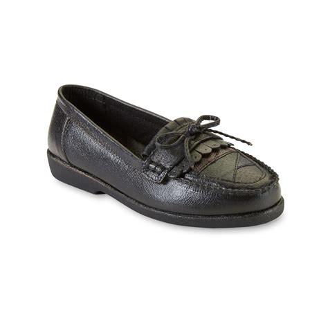basic editions womens eloise blackmulticolor comfort