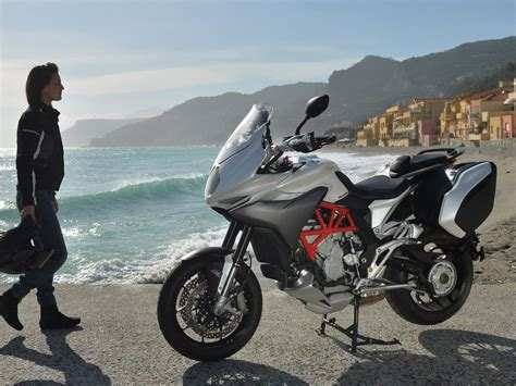 mcn gearing up for mv agusta turismo veloce 800 launch mcn