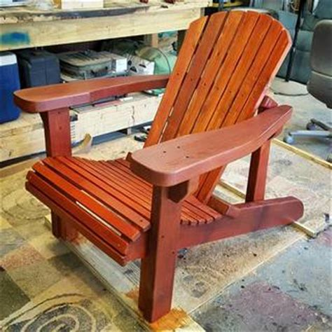 adirondack chair templates with plan rockler woodworking
