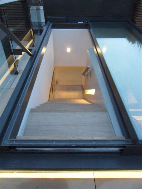 Access Stairs Design Roof Access Via Skylight Height Limitation Details Will Rooftops And Terrace