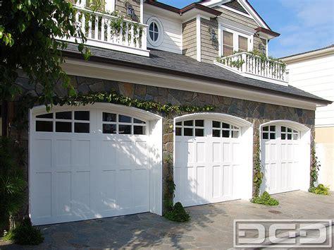 Cottage Style Garage Doors by Coastal Cottage 07 Custom Architectural Garage Door