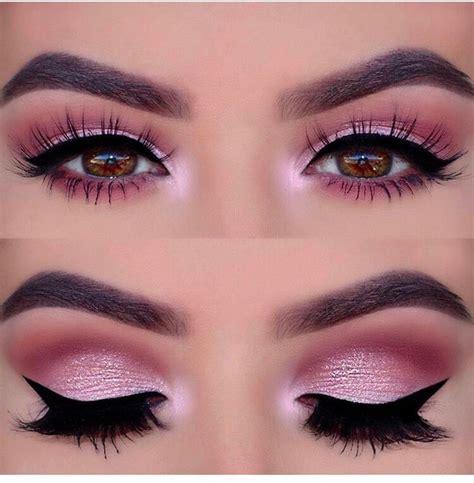 tutorial makeup eyeshadow pink best 25 pink eyeshadow ideas on pinterest pink eye