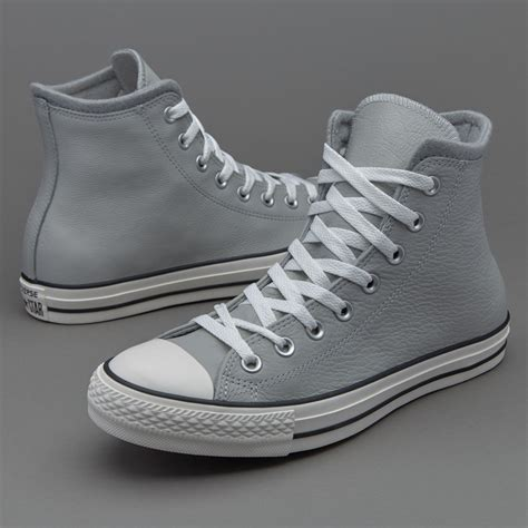 mens shoes converse chuck all grey shoes