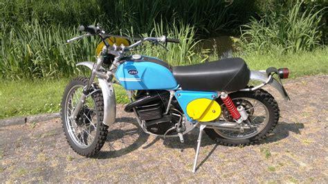 History Of Ktm Motorcycles Ktm 175 Gs Enduro