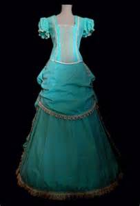 1920s Bedroom Furniture Styles Hand Crafted Late 1800 S Bustle Style Ball Gown Or Wedding