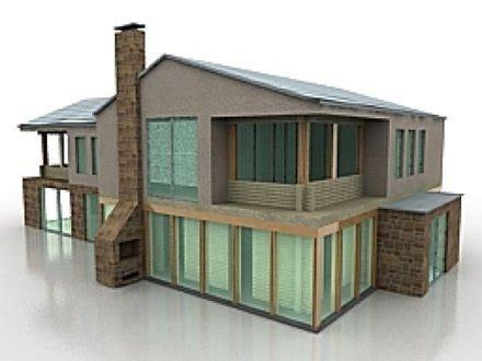 model house building modern contemporary houses modern house 3d model modern