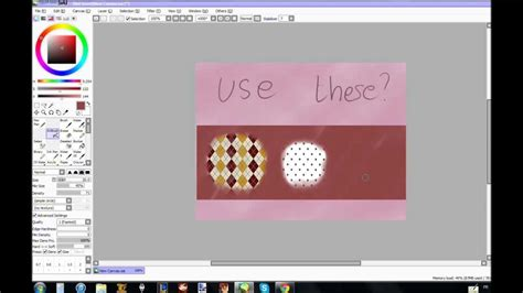 paint tool sai texture tutorial add textures on paint tool sai not