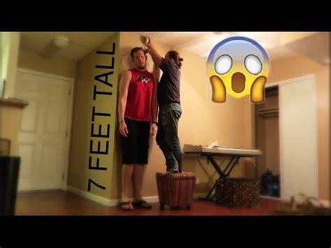5 ways with an 8 by 5 foot bathroom proof i am 7 feet tall finally youtube